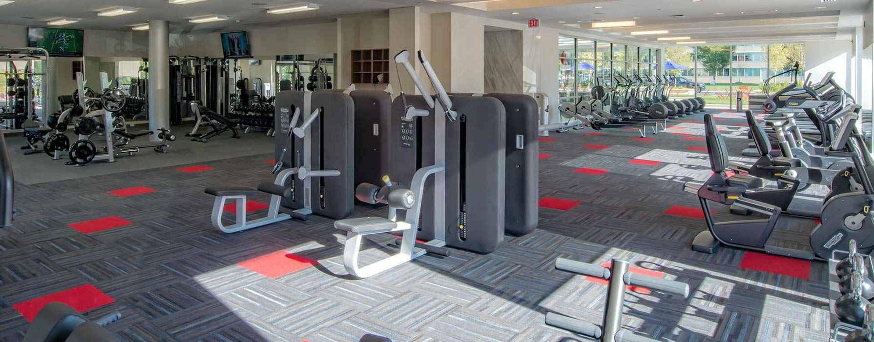 Park Towne Place Premier Apartment Homes - Philadelphia, PA - Fitness Center